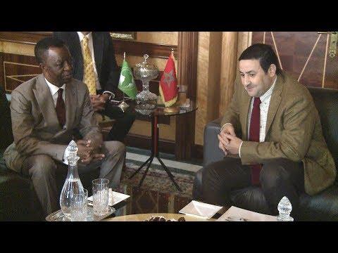 شاهد مباحثات برلمانية بشأن انضمام البرلمان المغربي إلى عموم أفريقيا