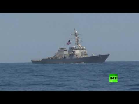 شاهد البحرية الإسرائيلية تُجري تدريبات بمشاركة أميركية وفرنسية