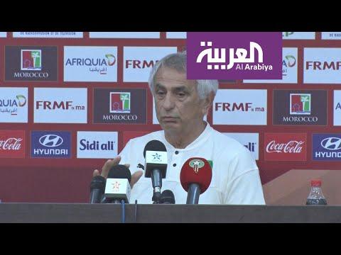 خليلوزيتش يؤكد أن حمدالله رفض الانضمام إلى منتخب المغرب مجددًا