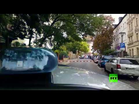 شاهد إطلاق نار خلف عددا من القتلى في مدينة هاله الألمانية