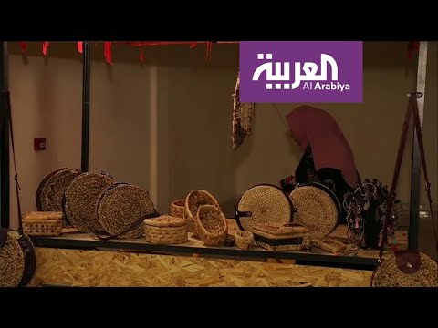 سوق عنبر يستعرض تراث الأردن وتقاليده الشعبية
