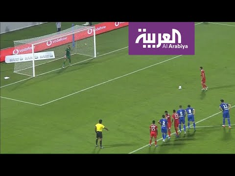 بطولة الخليج العربي تشهد أهدافًا لافتة للأنظار