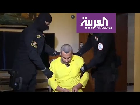 مفارقة درامية للحظات وصول الداعشي المغتصب والفتاة الإيزيدية أشواق