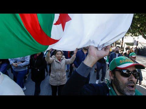 انتهاء الحملات الانتخابية الرئاسية في الجزائر