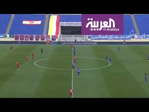 شاهد المؤسسات الرياضية السعودية تكافح كورونا على طريقتها الخاصة