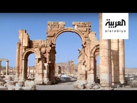 شاهد قيادي داعشي يعترف بأن التنظيم حاول بيع أثار سورية والعراق لأوروبا