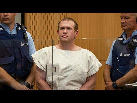 شاهد منفذ مذبحة مسجدي نيوزيلندا يرغب في نقل مكان محاكمته