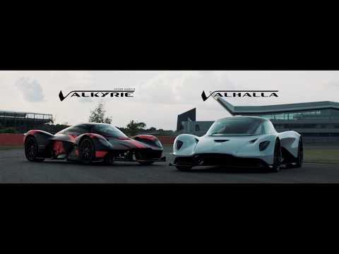 شركة أستون مارتن تطلق سيارتها فالهالا في أميركا الشمالية