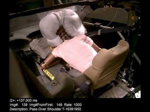 هوندا تعمل على تقنية جديدة لـالوسائد الهوائية لحماية الركاب بشكل أفضل