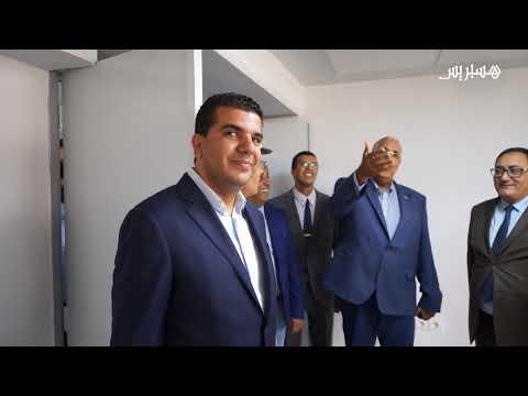 رئيس فريق المولودية يعلن إعادة افتتاح الملعب الشرفي في وجدة بعد تجديده