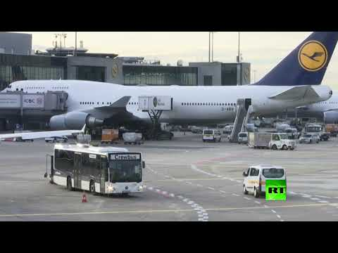 شاهد شركة لوفتهانزا الألمانية تلغي آلاف الرحلات الداخلية والخارجية