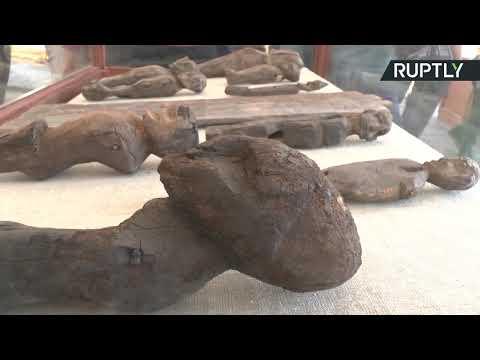 مصر تبلغ سفراء 40 بلدًا عن اكتشاف أثري