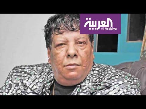 جنازة الفنان شعبان عبدالرحيم ووداع مؤثر من ابنه