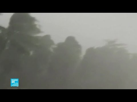 إعصار كاموري يجتاح الفيليبين ويعطل السفر والعمل