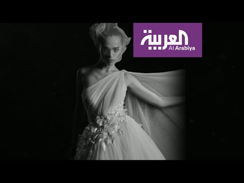 أفضل أزياء للمصممة اللبنانية ساندي نور