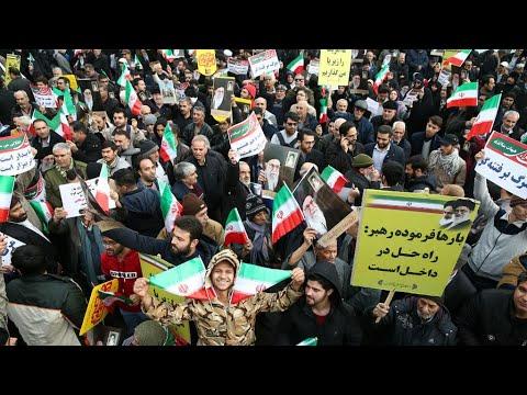 الأمم المتحدة تعلن اعتقال سبعة آلاف شخص في إيران