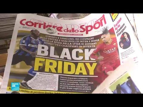 تجدّد الجدل بشأن العنصرية في الأوساط الرياضية الإيطالية
