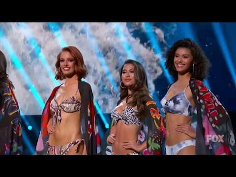 لقطات جديدة من مسابقة ملكة جمال الكون 2019