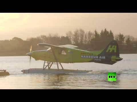 اختبار طائرة تعمل كليًّا بالطاقة الكهربائية للمرة الأولى