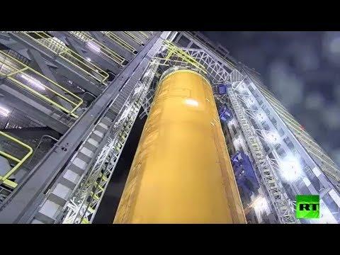 ناسا تدمر أكبر خزان وقود صاروخي في العالم