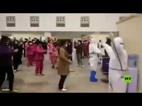 رقصة الكورونا المتفائلة