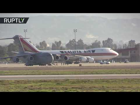 إجلاء 200 مواطن أميركي من ووهان إلى قاعدة عسكرية في كاليفورنيا