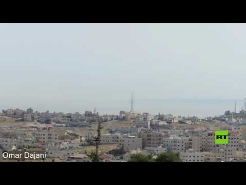 شاهد تفاصيل جبلا الشيخ والعرب بوضوح في فيديو واحد