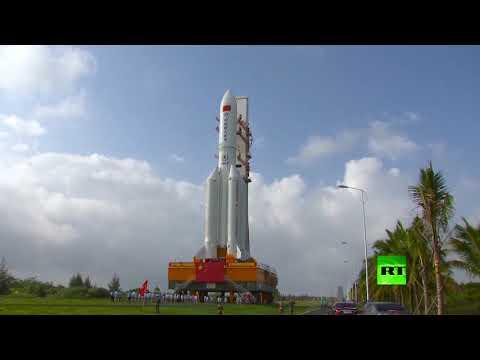 شاهد الصين تُنفذ عملية إطلاق ناجحة لأكبر صواريخها الفضائية