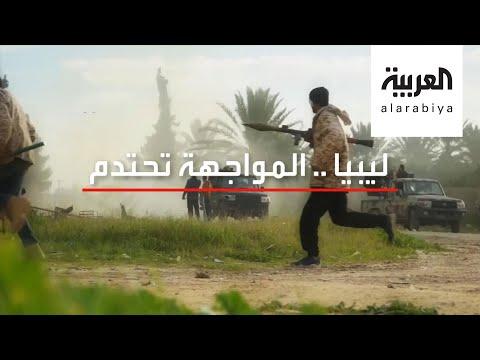 شاهد ما هوية الطيران الذي دمر منظومة دفاع جوي تركية في ليبيا