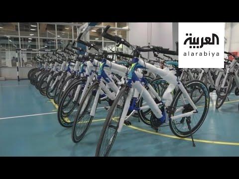 شاهد مبادرة دراجتك صحتك تنطلق في مصر وسط ترحيب