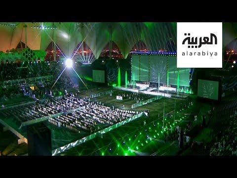 شاهد 11 فنانا عربيًا يشاركون في حفلات اليوم الوطني السعودي