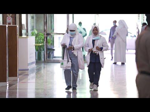 شاهد أطباء تونس يواجهون كورونا بإمكانيات محدودة