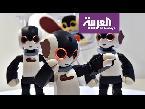 شاهد روبوتات راقصة ومقاتلة في مسابقة صينية