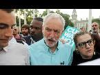 شاهد رئيس حزب العمال البريطاني يتعهد بإسقاط رئيس الوزراء وإرجاء الخروج من الاتحاد الأوروبي